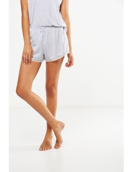 Rib Lace Short by Cotton On