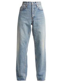 Wide Leg Jeans by Balenciaga