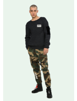 Military Sweater by Off White