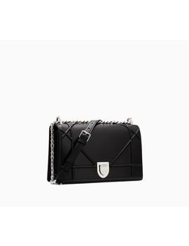 「Diorama」小羊皮手提包 by Dior