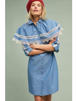 Western Chambray Dress by Gone With The West