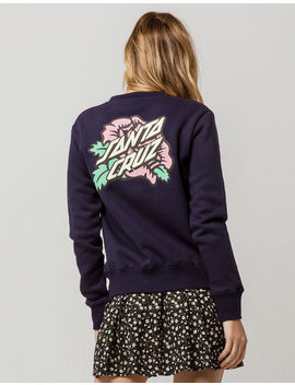 Santa Cruz Victorian Womens Sweatshirt by Santa Cruz