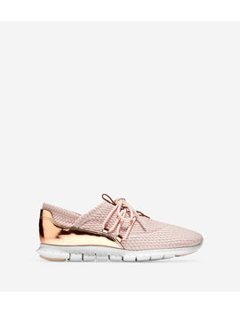 Women's ZerØgrand Quilted Sneaker by Cole Haan