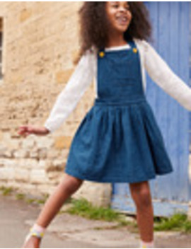 Dungaree Dress by Boden
