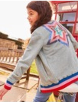 Star Bomber Jacket by Boden
