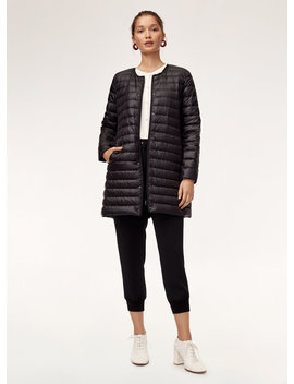 Elle Puffer Long by Wilfred