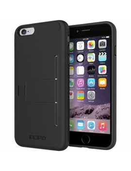 Stowaway Advance Wallet Case For Apple® I Phone® 6 Plus And I Phone 6s Plus   Black by Incipio