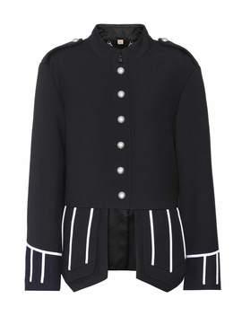 Ridgeton Wool Jacket by Burberry