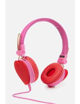 Novelty Headphones by Cotton On
