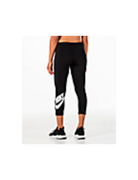 Women's Nike Sportswear Leg A See Crop Leggings by Nike
