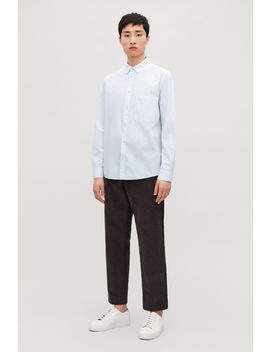 Washed Cotton Shirt by Cos