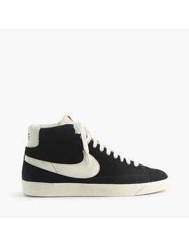Men's Nike® Blazer High Suede Vintage Sneakers by Men's Nike