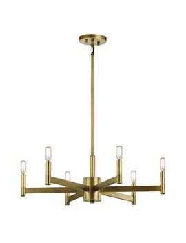 Langley Street Gavin 6 Light Chandelier & Reviews by Langley Street