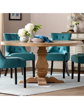 Loon Peak Magaw Dining Table & Reviews by Loon Peak