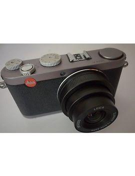 Leica X1 (18420) Silver by Leica