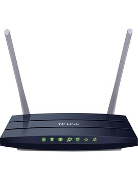 Ink   Archer C50 Ac1200 Ac Dual Band Router   Black by T
