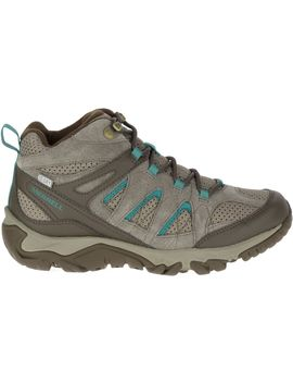 Merrell Women's Outmost Mid Ventilator Waterproof Hiking Boots by Merrell