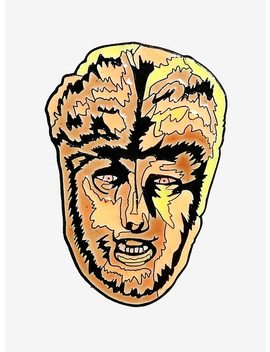 Rock Rebel Universal Monsters The Wolf Man Enamel Pin by Hot Topic