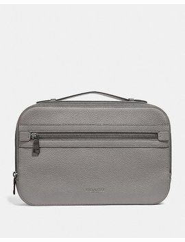 Academy Travel Case by Coach