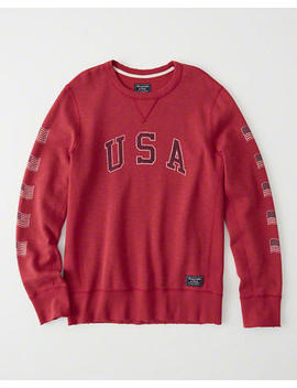 Usa Crew by Abercrombie & Fitch