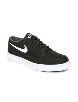 Nike Men Black Gts 16 Sneakers by Nike
