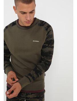 Umlt Casey Sweat Shirt   Sweatshirt by Diesel