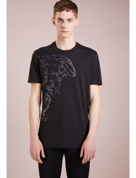 T Shirt Girocollo   T Shirt Print by Versace Collection