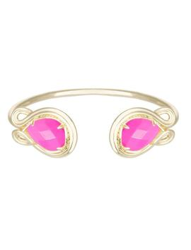 Andy Bracelet In Magenta by Kendra Scott