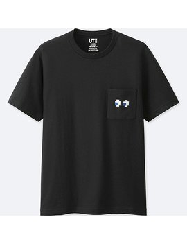 The Game By Namco Museum Graphic T Shirt by Uniqlo