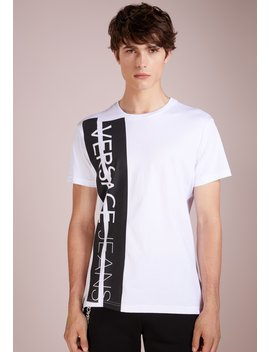 T Shirt Print by Versace Jeans
