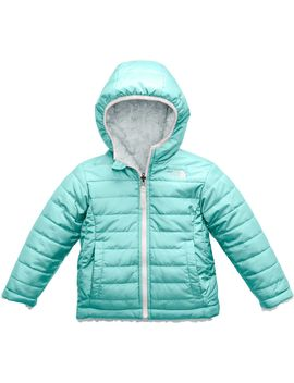 The North Face Toddler Girls' Reversible Mossbud Swirl Fleece Jacket by The North Face