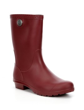 Ugg® Sienna Matte Rain Boots by Generic
