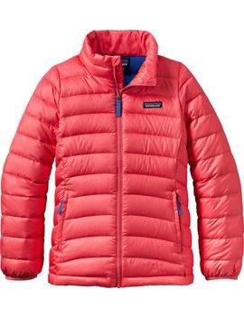 Patagonia Girls' Down Sweater Jacket by Patagonia