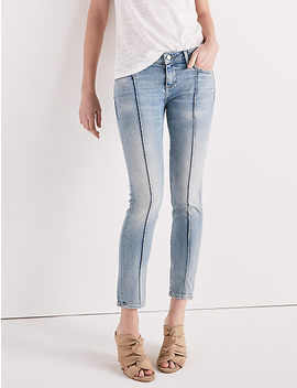 Lolita Mid Rise Skinny Jean With Pintuck by Lucky Brand
