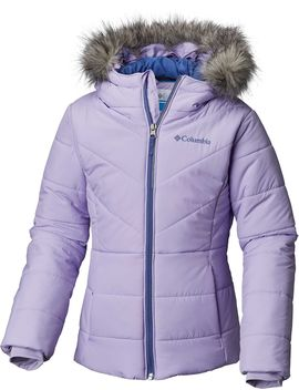 Columbia Toddler Girls' Katelyn Crest Insulated Jacket by Columbia