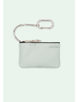 Mint Coin Purse by Off White
