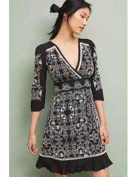 Plautilla Embroidered Dress by Vanessa Virginia