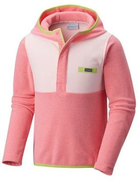 Kids' Mountain Side™ Fleece Hoodie by Columbia Sportswear