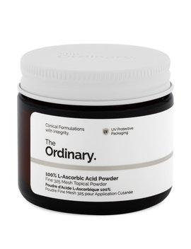 100% L Ascorbic Acid Powder by The Ordinary.