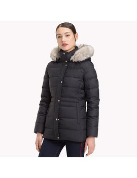 Padded Down Jacket by Tommy Hilfiger