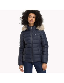 Sustainable Padded Down Jacket by Tommy Hilfiger