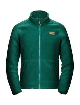 Men's Mountain Classic Fleece Jacket by L.L.Bean