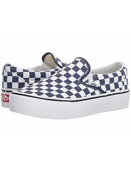 Classic Slip On Platform by Vans
