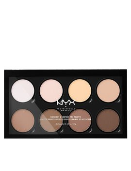 Highlight & Contour Pro Palette by Nyx Professional Makeup