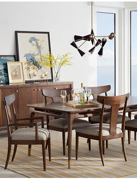 Crafted By Thomasville Westwood Rectangular Dining Table by Ed Ellen Degeneres