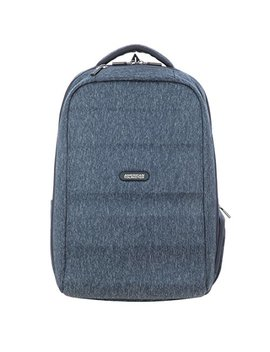 American Tourister West Lock 25 Ltrs Navy Laptop Backpack (Du0 (0) 41 001) by American Tourister