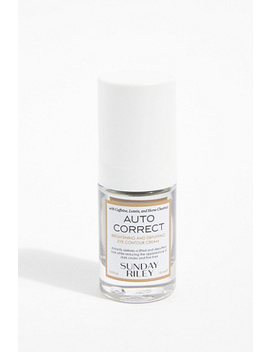 Sunday Riley Auto Correct Brightening And Depuffing Eye Cream by Free People