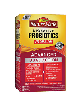 Nature Made Digestive Probiotics Advanced30.0 Ea by Walgreens