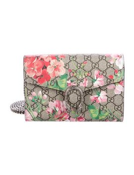 Gucci Gg Blooms Dionysus Wallet On Chain W/ Tags by Gucci