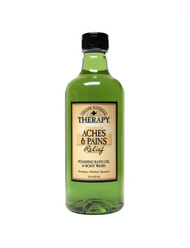 Village Naturals Therapy Foaming Bath Oil & Body Wash Aches & Pains Relief16.0 Fl Oz by Walgreens